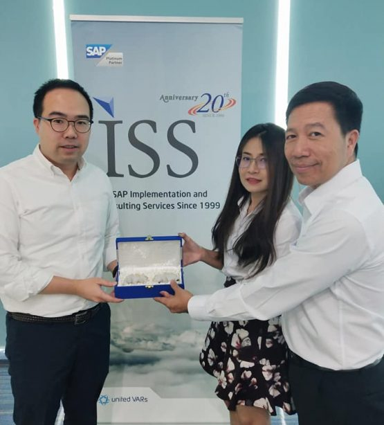 ISS Consulting Kick off Project SAP Business One